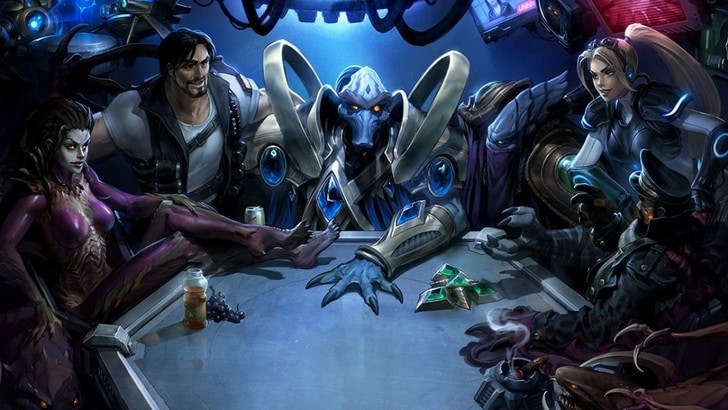 Starcraft II: a Katowice iniziato l'Intel Extreme Masters