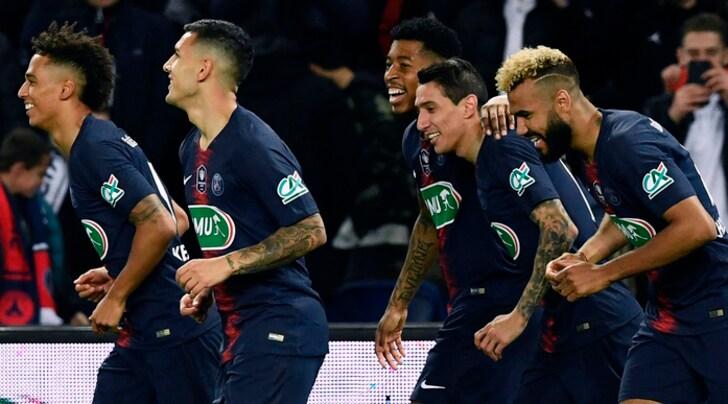 Coppa di Francia: 3-0 al Dijon, il Psg è in semifinale