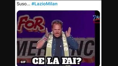 Lazio-Milan, Suso preso di mira: «Un fantasma, chi l'ha visto?»