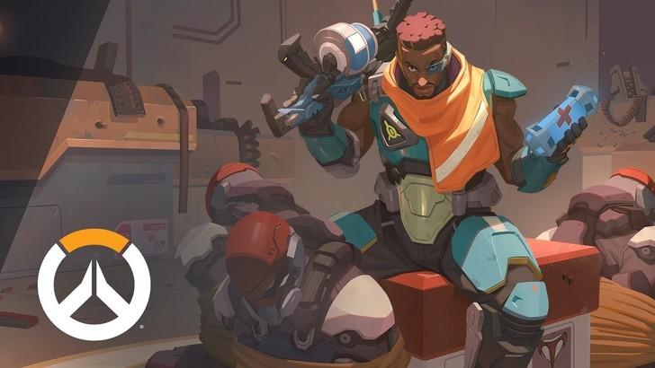 Overwatch: presentato il nuovo eroe Baptiste