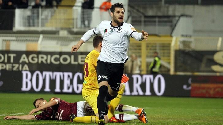 Serie B, il Livorno si arrende allo Spezia: 3-0 per gli aquilotti