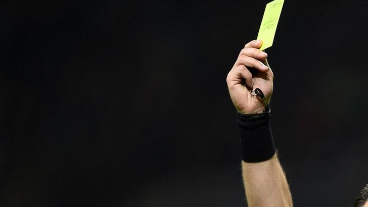 Serie B, una giornata di squalifica per tre giocatori