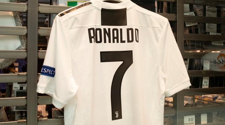 Vendita Guadagnato Cristiano La Ha RonaldoQuanto Magliette Juve PZiOkXu