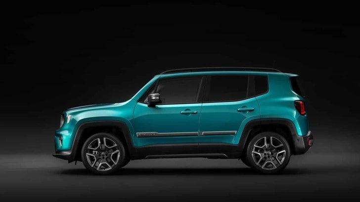 Jeep presenta la Gamma S al Salone di Ginevra
