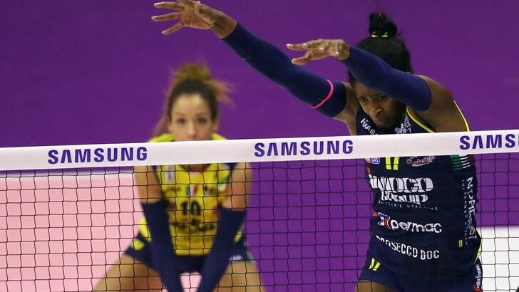 Volley: Champions Femminile, sorteggiati gli accoppiamenti dei Quarti