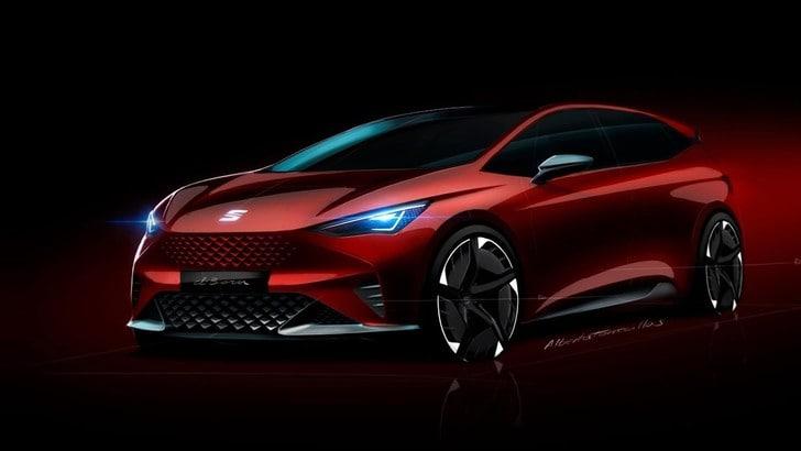Seat presenta el-Born, la prima auto interamente elettrica del marchio