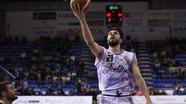 Basket, Final Eight A2: Fortitudo Bologna-Virtus Roma in semifinale