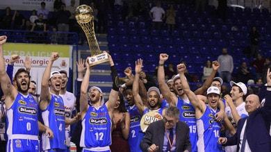 Basket, Final Eight Serie A2: Treviso vince la Coppa Italia!