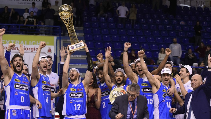 Basket, Final Eight Serie A2: Treviso vince la Coppa Italia!
