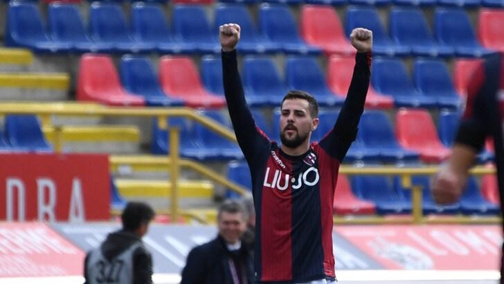 Serie A Bologna, per Destro lavoro in gruppo