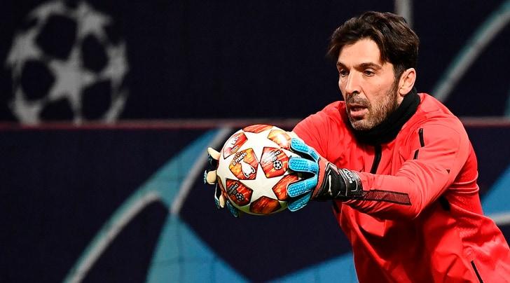 Buffon: Ho avuto un'offerta dal City ma sono rimasto alla Juve