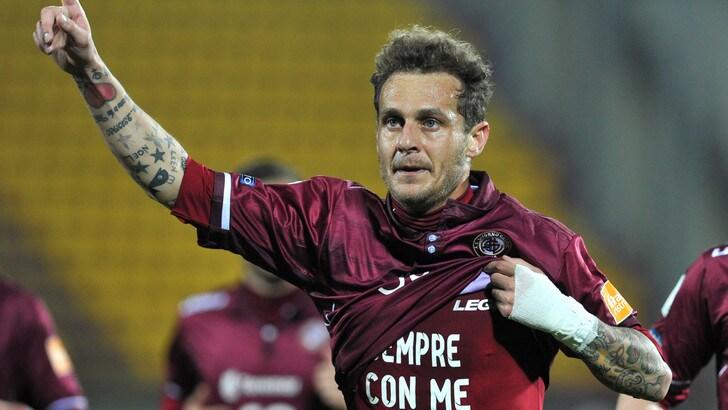 Serie B Livorno-Benevento 2-0: in rete Diamanti e Gonnelli