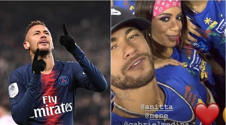 PSG, Neymar si diverte al Carnevale di Rio prima del ritorno a Parigi