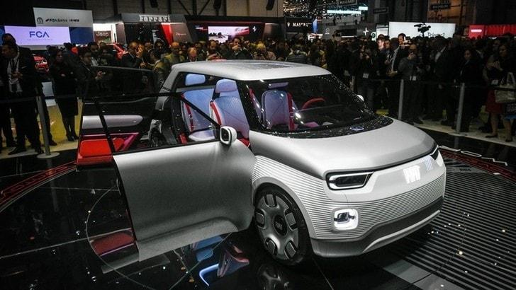 Centoventi Concept, la Fiat si proietta nel futuro