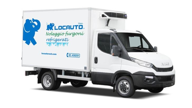 Locauto Van lancia la flotta di furgoni frigo