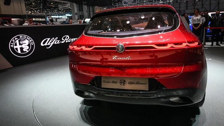 Alfa Romeo Tonale, si svela l'ibrido plug-in
