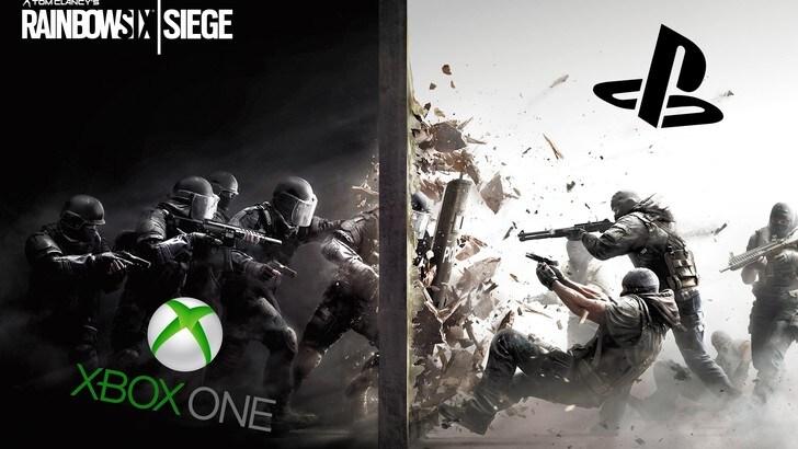 Rainbow Six Siege: Ubisoft sta considerando il cross-play tra console