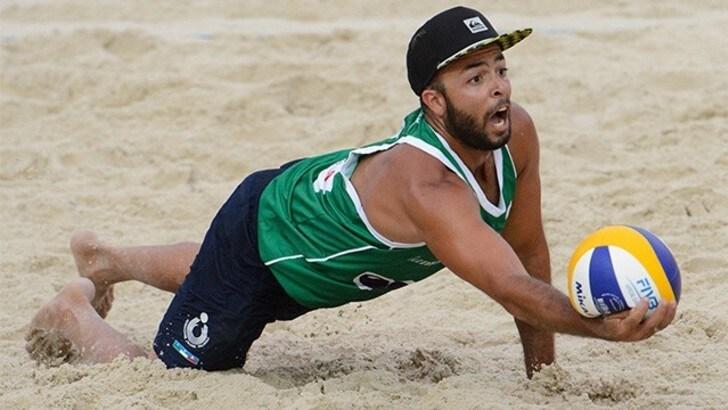 Beach Volley: Rossi-Carambula a Sidney superano le qualificazioni