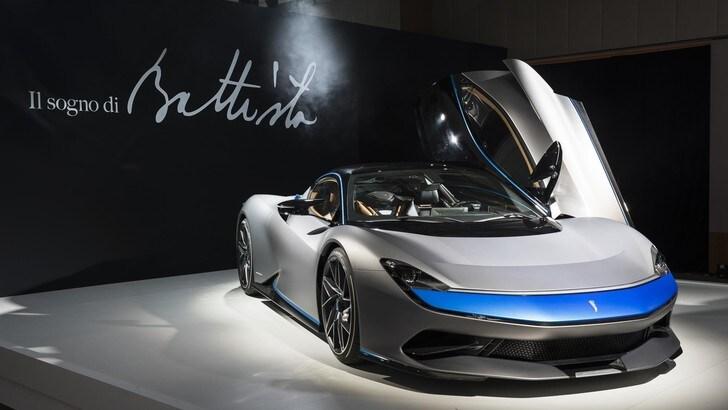 Pininfarina Battista: l'unica hypercar di lusso elettrica
