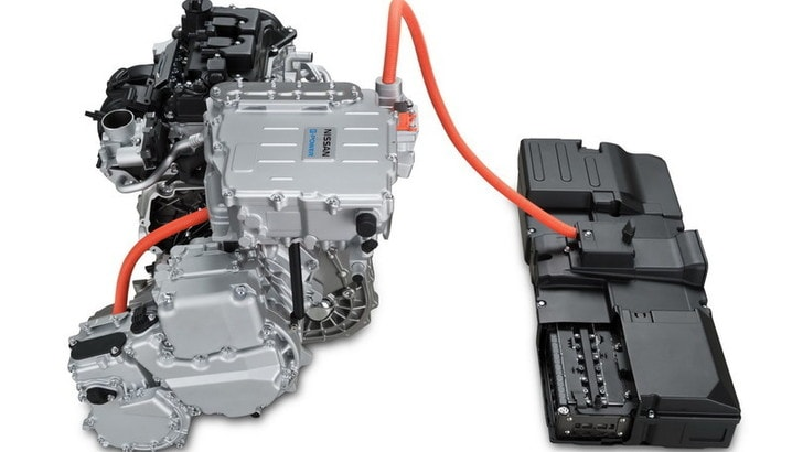 E-Power, Nissan punta sul range extender elettrificato anche in Europa