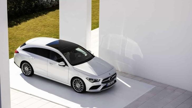 Salone di Ginevra: la Mercedes presenta la CLA Shooting Brake