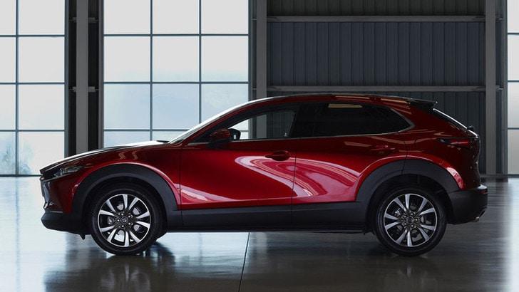 Mazda CX-30, il nuovo crossover presentato al Salone di Ginevra
