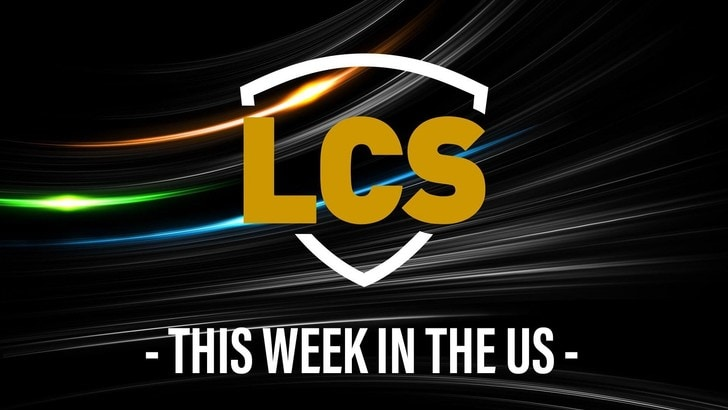 This Week in the US: salgono ancora Cloud9 e Liquid