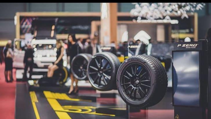 Pirelli, le novità di gamma al Salone di Ginevra