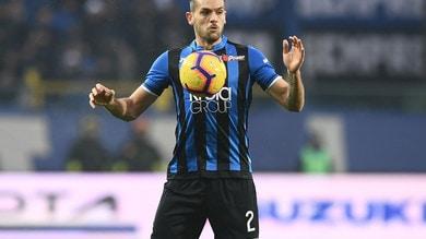 Serie A Atalanta, stagione finita per Toloi: sarà operato