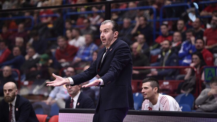 Basket, Eurolega: Olimpia Milano, contro il CSKA servirà l'impresa