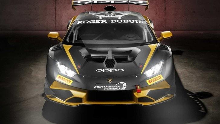 Lamborghini Huracan Super Trofeo Evo Collector: velocità e tempo