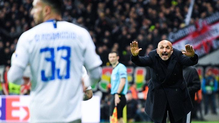Europa League, quote da battaglia per l'Inter
