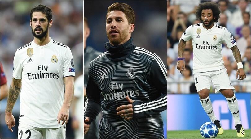Real Madrid, ecco la top ten degli ingaggi dei Blancos