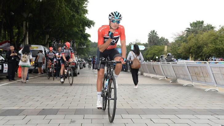Ciclismo, Strade Bianche: i bookie spingono Moscon
