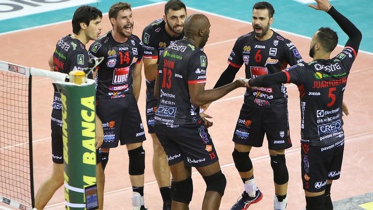 Volley: Superlega, due gli anticipi Perugia-Padova e Civitanova-Milano