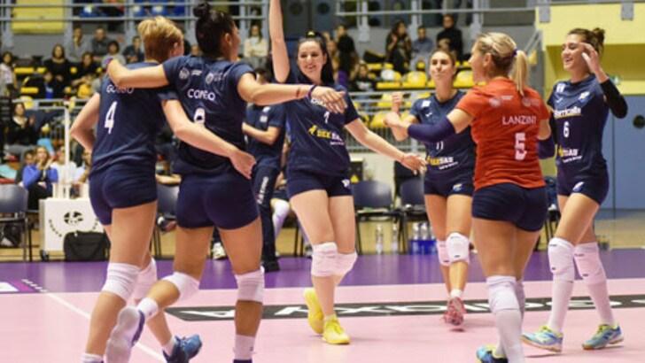 Volley: A2 Femminile, due anticipi nella Pool Promozione aprono la 5a giornata