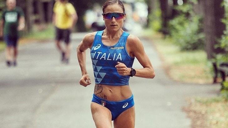 Alla ricerca di vittoria e personal best: Sara Dossena a Nagoya