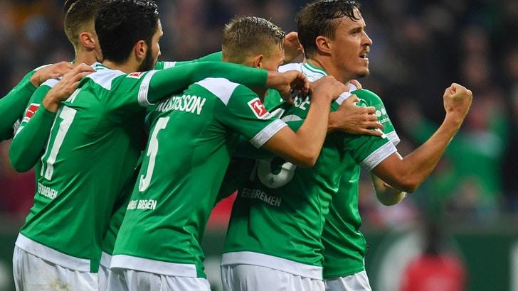 Bundesliga, rimonta vincente per il Werder