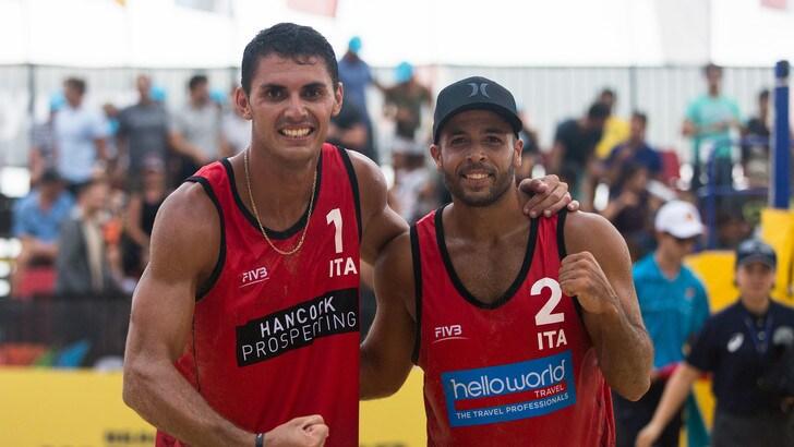 Beach Volley: Rossi-Carambula in finale nel torneo di Sidney