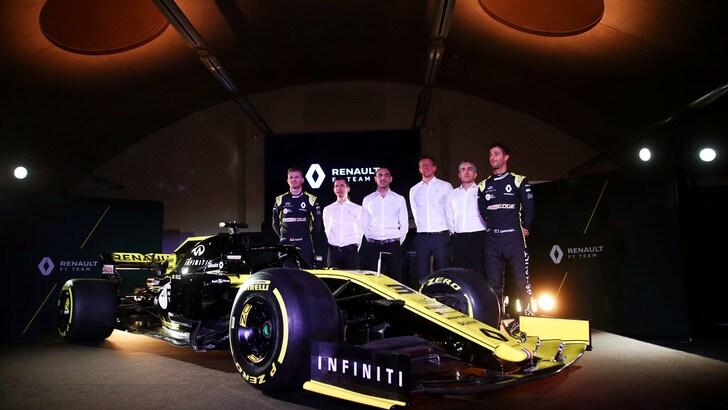F1 Renault, Chester: «Le nuove regole smussano le differenze tra team»