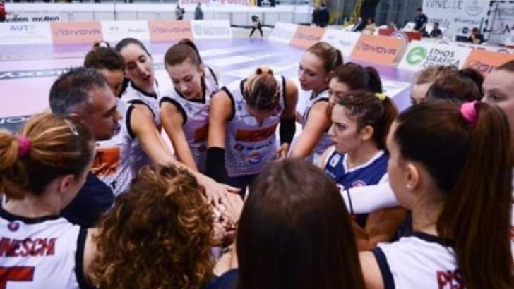 Volley: A2 Femminile, Pool Salvezza, per Baronissi vittoria salvezza a Sassuolo