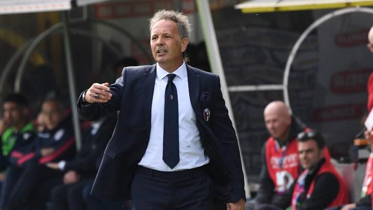 Serie A Bologna, Mihajlovic: «Ci abbiamo creduto e siamo stati ripagati»