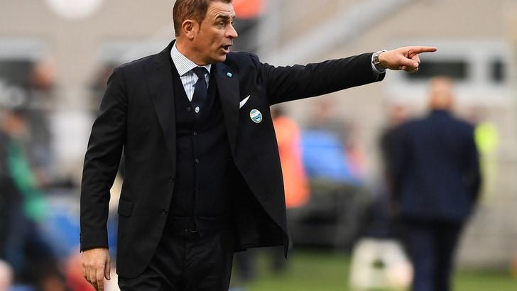 Serie A Spal, Semplici: «Nel finale non siamo stati lucidi»