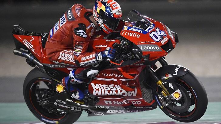 MotoGp Qatar, Ducati: vittoria Dovizioso, quattro team presentano reclamo