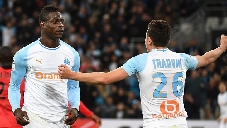 Ligue 1: il Lille supera il Saint-Etienne, Balotelli lancia il Marsiglia