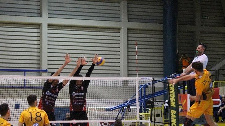 Volley: A2 Maschile, Girone Bianco, Mondovì non si ferma, Brescia lascia un punto