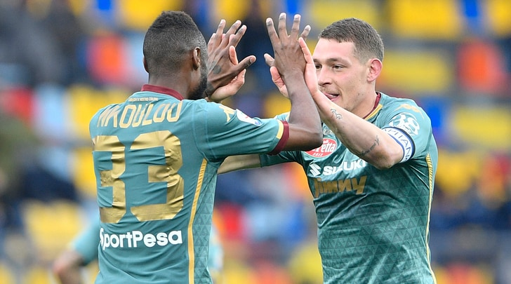 Pagelle Torino: Nkoulou sontuoso, Iago e Ola da 7