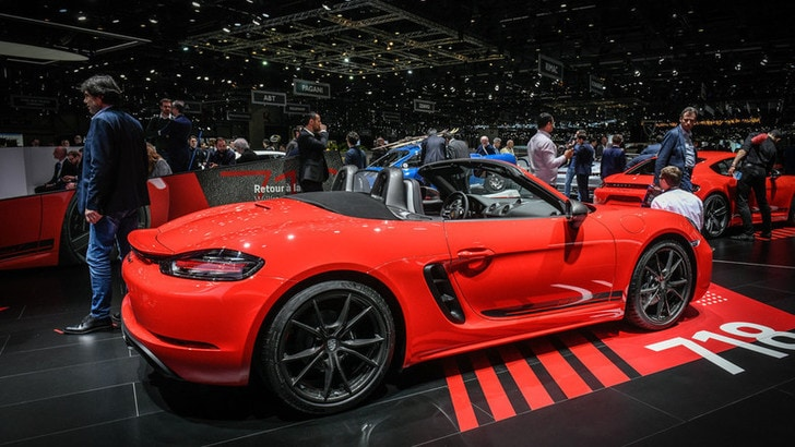 Macan e Boxster: ?rivoluzione green per Porsche