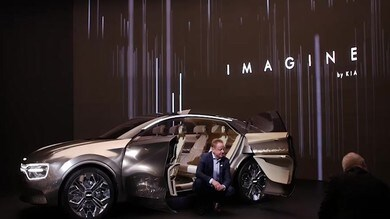 Salone di Ginevra 2019: KIA Imagine, il futuro