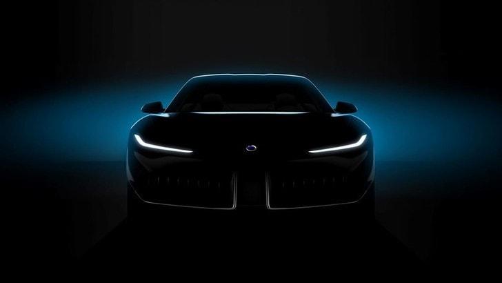 Karma, il teaser della GT elettrica firmata con Pininfarina